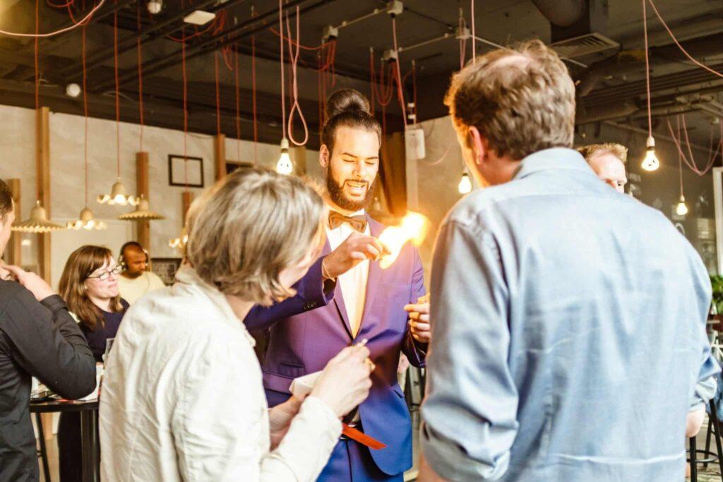 nieuwjaarsbijeenkomst ideeën